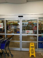 AUTOMATIC DOOR | HANDICAP DOOR | AUTOMATIC SLIDING DOOR