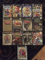 GameCube collection!!