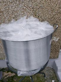New 85 litres commercial heavy duty pot
