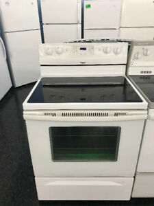 APARTMENT SIZE FRIDGE & STOVE  WITH 1 YEAR WARRANTY