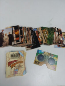 1992 Pro Set Young Indiana Jones Chronicles 95 Card Set+ Inserts
