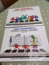 Beginners Piano Music Books