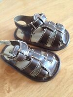 Baby sandals size 3