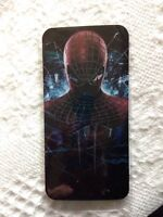 SPIDER-MAN STICKER FOR IPHONE 4