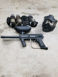 Paintball set - 98 custom