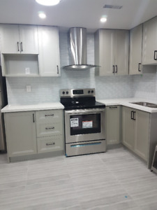 BRAND NEW BASEMENT APARTMENT 2 BEDROOM FOR RENT - FOR AUG 1ST