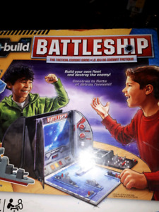 Battleship boardgame