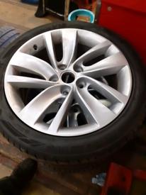 Vauxhall insignia rims