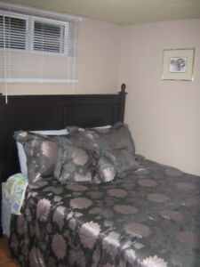 FURNISHED BASEMENT APARTMENT-OCT1-THICKWOOD-$1299-780-742-6039