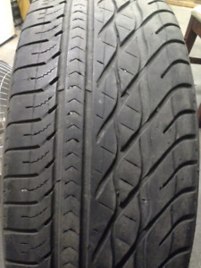 235/60R18 GOODYEAR EAGLE GT have two
