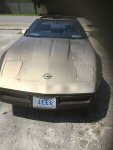 Fathers Day Special 1984 Corvette/C4-C5 Body Kit