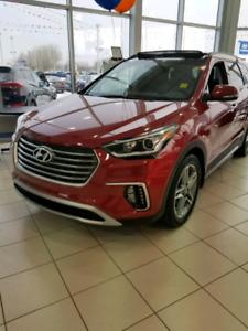 Hyundai - 2017 Santa Fé Limited AWD XL
