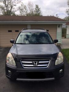 2006 Honda CR-V SE SUV, Crossover