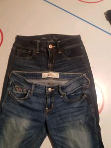 Designer jeans for sale