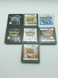 Pokemon Games 3DS/DS