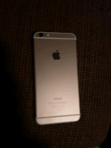 6 plus white and gold