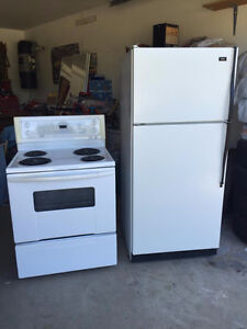 Fridge and Stove - Good working condition!