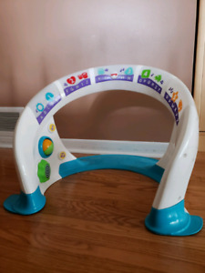 Walking and music toy