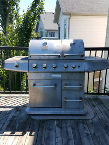 Free Outdoor Grill