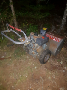 Snow blower for sale asking 160