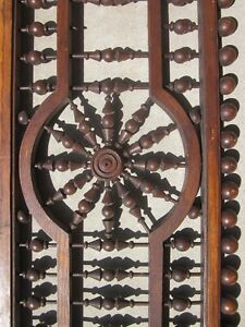 Vintage Interior Victorian Era Solid Wood Room Divider Cambridge Kitchener Area image 2