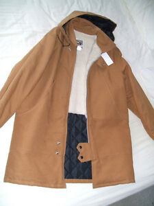 Men's Winter Workwear (Coat and Overalls) - Size M - New