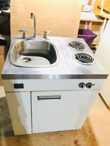 Complete kitchen convenience 3 in 1