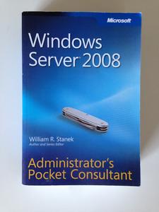 Windows Server 2008 Administrator's Pocket Consultant (2nd Editi