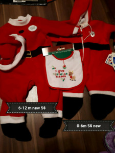 Christmas outfits brand new with tags