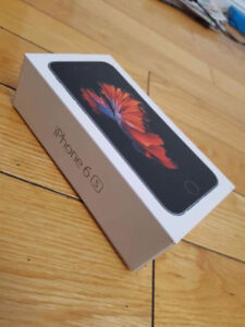 New replacement iPhone 6s, 32gb