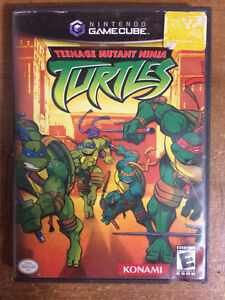 Teenage Mutant Ninja Turtles (GameCube) St. John's Newfoundland image 1