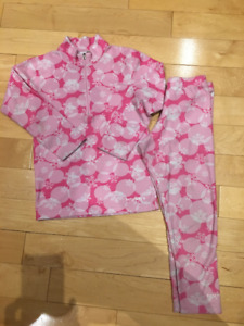 Girls Size 6 Hot Chilly's Undergarments for ski /hockey