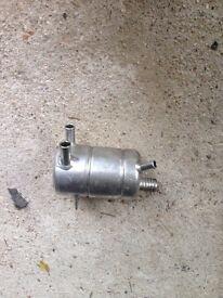 Cosworth swirl pot