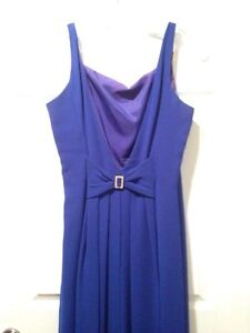 Gorgeous blue formal dress London Ontario image 2
