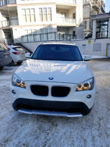 2012 BMW X1 Twin Turbo AWD