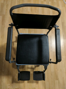 Commode Wheelchair obo