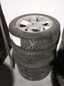 205/55R16 Michelin xice2 usage avec mags