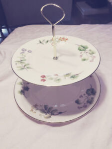 Minton 'Meadow' Fine Bone China Cake Server