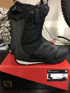 2017 Salomon HiFi boot