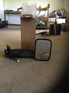 94-02 Dodge Ram tow mirrors power heated or manual brand new