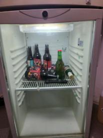 Free beer/wine fridge