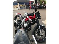 Rieju 50cc geared moped
