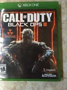 Call of duty black ops 3 for Xbox one