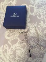 Great condition SWAROVSKI Charm Bracelet