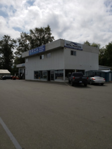 Retail, Office, and Shop Space for Lease