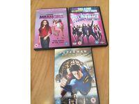 Teenage DVD bundle