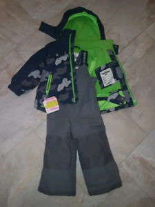 Boys size 2t-3t snow suits / coats