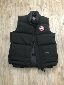 Canada Goose Freestyle Vest ( Mens Small - Black )