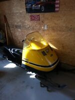 1971 ski-doo elan super clean