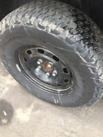 265 70 17 rims and tires for ram 1500